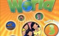 全网首发english world一套超好的原版小学教材